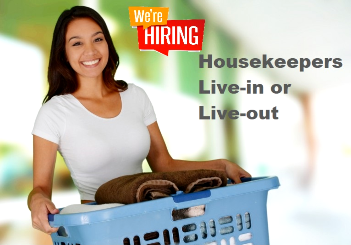 Live-In vs Live-Out Housekeeper